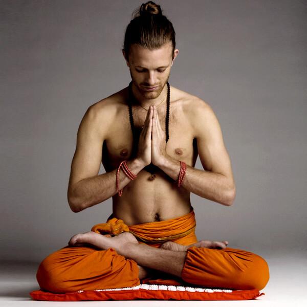 Alfombra de acupuntura - Meditar
