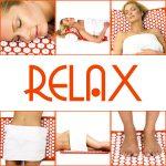 Alfombra de acupuntura - Relax