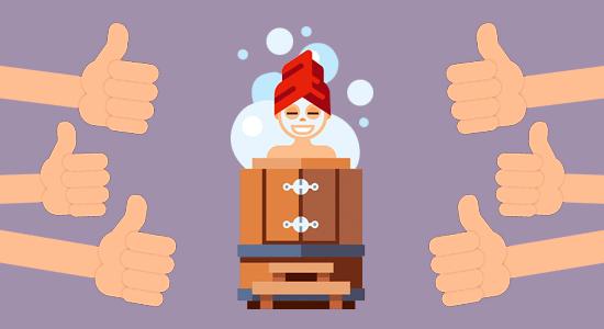 Beneficios de la sauna y su explicacion