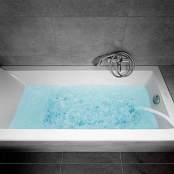 Alfombra de hidromasaje baño jacuzzi