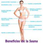 Beneficios de la sauna portatil