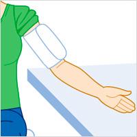 Como medir la tension arterial - Paso 2