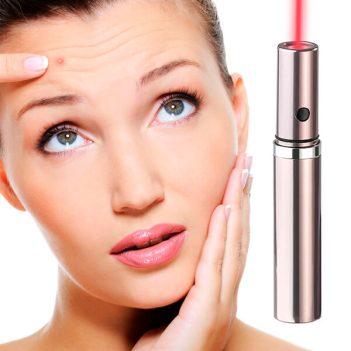 Unidad de fototerapia anti acné