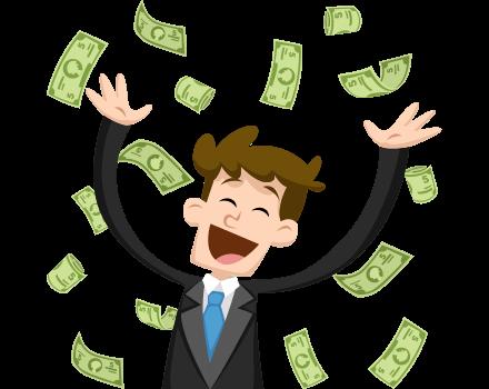 Empieza a ganar dinero