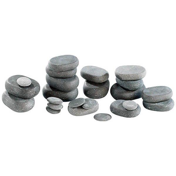 Kit de piedras calientes pro en casa