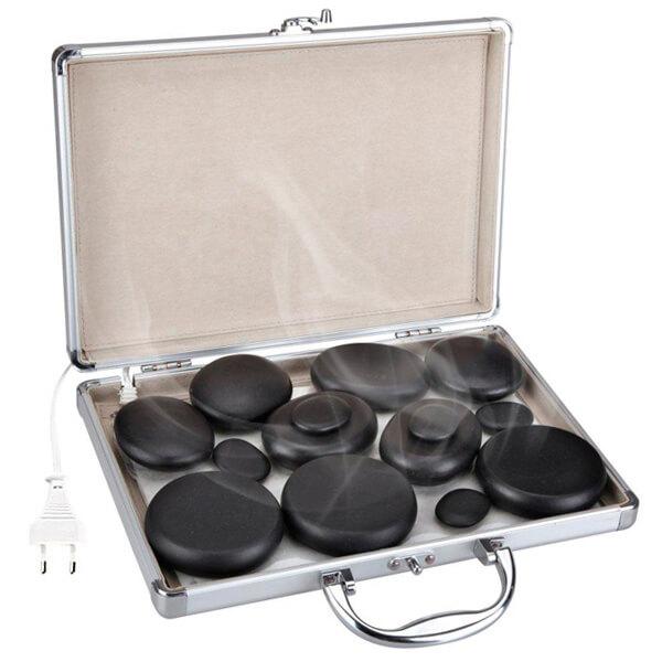 Maletin profesional de piedras calientes