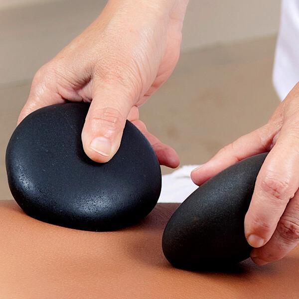 Maletin de piedras calientes para masaje profesional