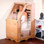 sauna-de-infrarrojos-de-madera