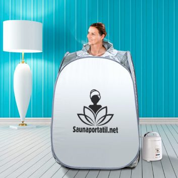 Sauna portatil a vapor 850W