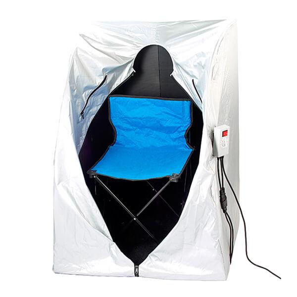 Sauna portatil de infrarrojos - Interior