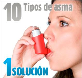 Remedios para tratar el asma
